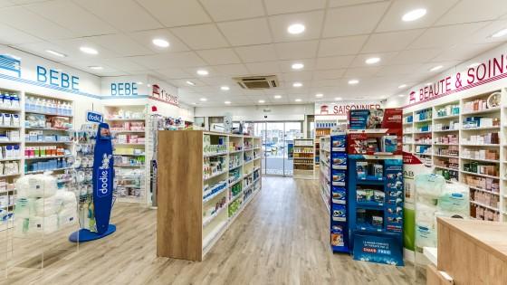 Back offiche archives agencement de pharmacie commerce for Pharmacie de la claire