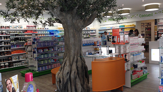 Gard Sommiere Pharmacie Decoration Agencement De Pharmacie
