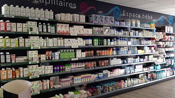 Agencement de pharmacie, commerce, magasin - croix de ...