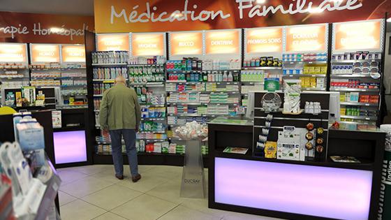 pharmacie leone1611044 agencement de pharmacie commerce magasinagencement de pharmacie. Black Bedroom Furniture Sets. Home Design Ideas
