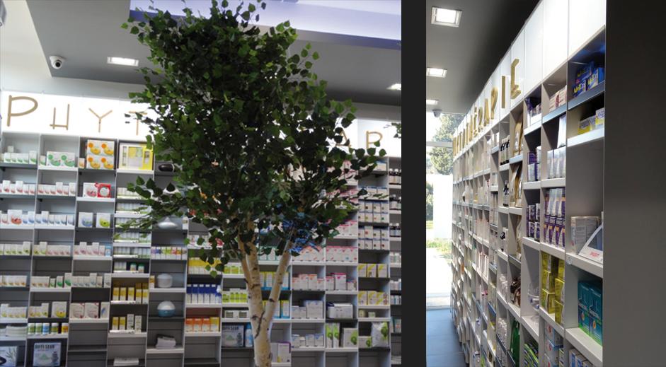 espace phytoth rapie naturel agencement de pharmacie commerce magasinagencement de pharmacie. Black Bedroom Furniture Sets. Home Design Ideas