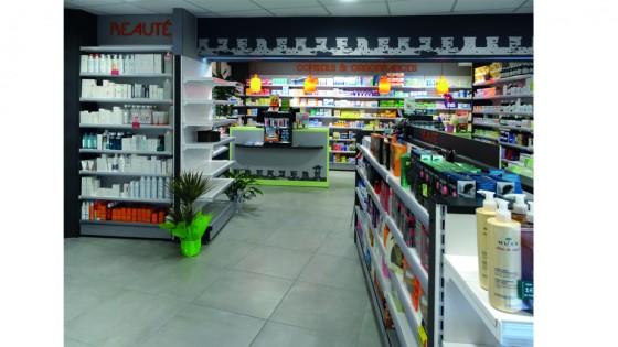 R alisations pharmacies archives page 3 sur 6 for Pharmacie de la claire
