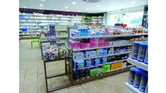 R alisations pharmacies archives page 2 sur 6 for Pharmacie de la claire