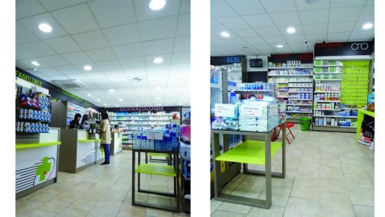 Comptoir de pharmacie mobilier et agencement croix de - Le comptoir des pharmacies ...