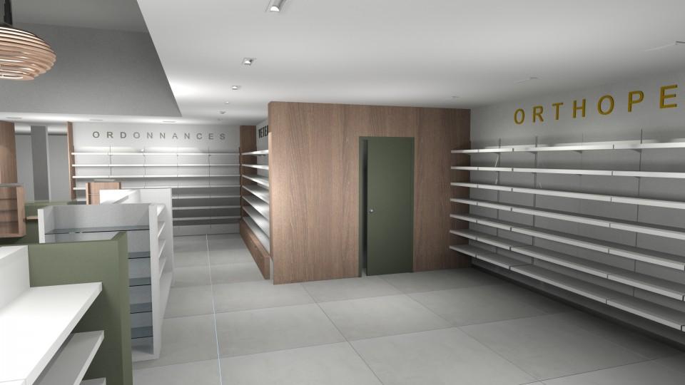 Espace Orthopedie Nature Et Sante Pharmacie Agencement Et