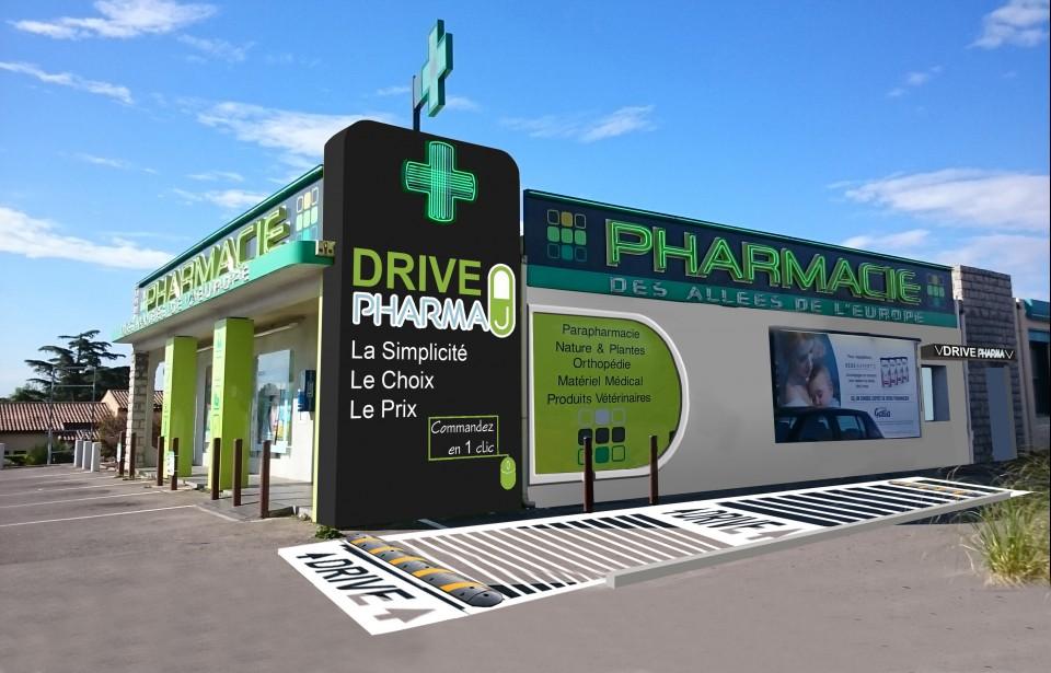 bat aplhase paysage 2 agencement de pharmacie commerce magasinagencement de pharmacie. Black Bedroom Furniture Sets. Home Design Ideas